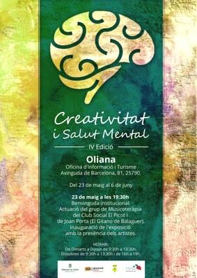 """Exposició """"Creativitat i Salut Mental"""""""