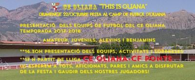 Festa CE Oliana