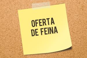 OFERTA DE FEINA