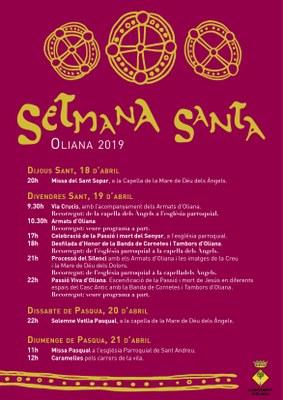 Setmana Santa 2019