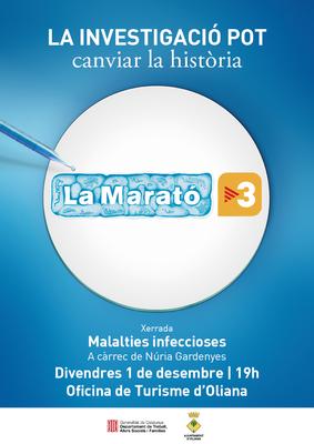 "Xerrada ""Malalties Infeccioses"""